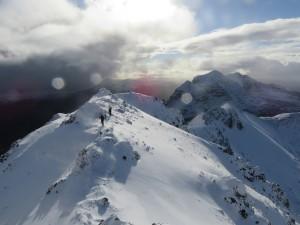 Bienn Eighe Ridge 2